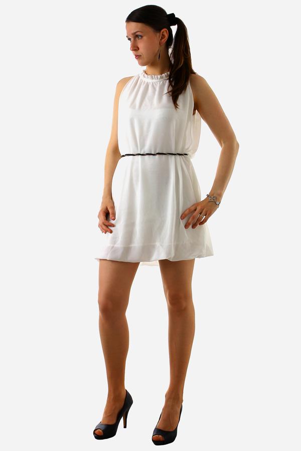 Dámske voľné šaty na leto  e0fbac61f32