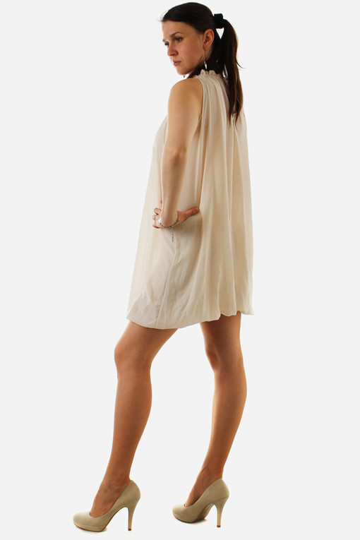 266972ef4576 Dámske voľné šaty na leto