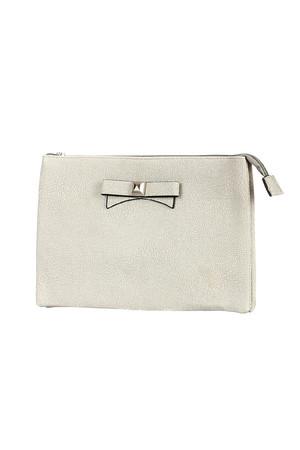 64effed37 Dámske sivé listové kabelky | Glara.sk