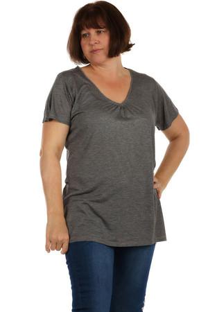 838f614b0f3b Oversized tričko s krátkym rukávom