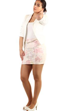 377909be1f3b Krátke ružové letné bavlnené sukne výpredaj