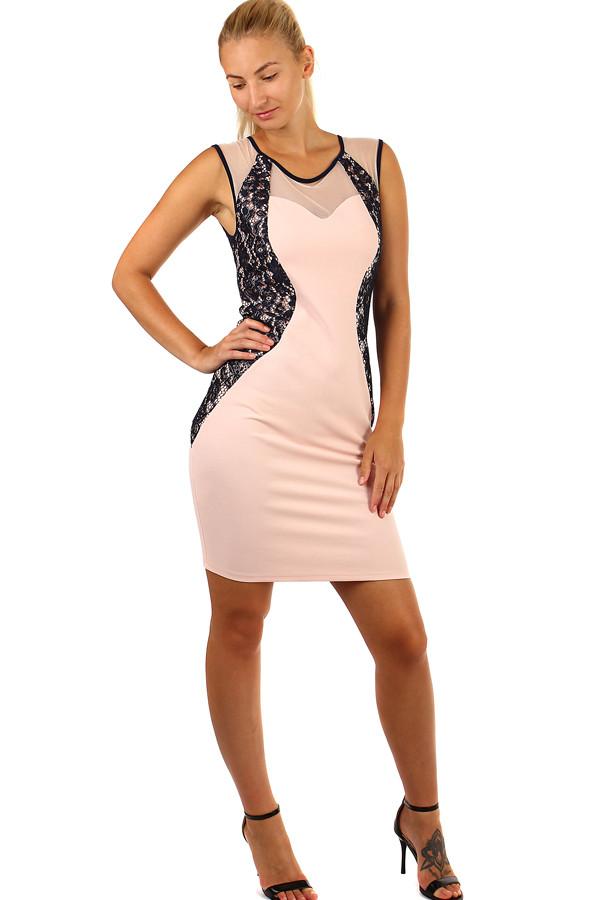 d1ac1d4b7627 Luxusné spoločenské šaty s čipkou