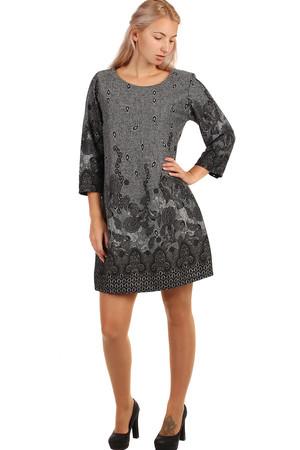 f84571052266 Krátke sivé spoločenské šaty l novinky