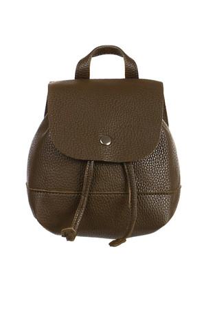 a73f22ed8e Dámsky mini koženkový batoh do mesta