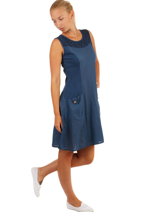 50ddb0780f Dámske plážové bavlnené šaty