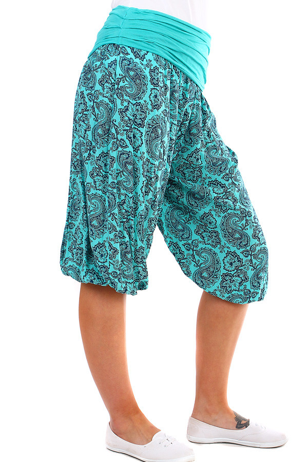 c7c52401b3b0 3 4 dámske háremové nohavice