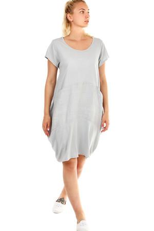 Voľné dámske letné šaty na pláž 57a3a8320b0