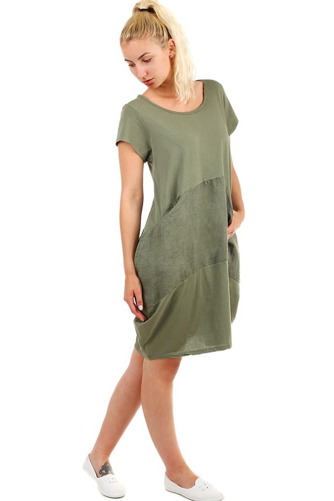 ee5b95ba22e4 Voľné dámske letné šaty na pláž