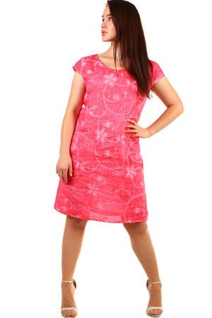 c003157f5a55 Dámske krátke plážové šaty športového vzhľadu