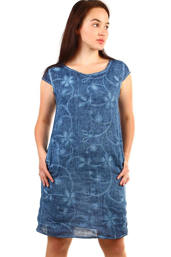 4e3f9bf13aff Dámske krátke plážové šaty športového vzhľadu