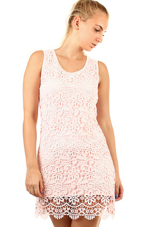 Dámske krátke letné šaty 783b3a32af1