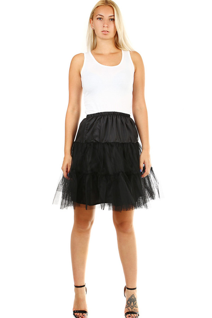 d24cfb601 krátka tylová spodnička pod šaty a sukne | Glara.sk