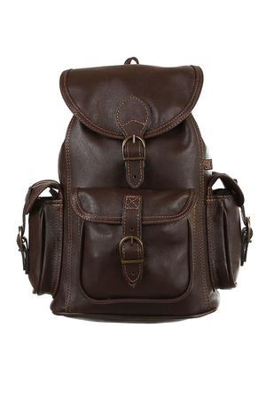 3e5bc8dfab6a Cestovný batôžtek z pravej kože - vyrobené v Českej republike