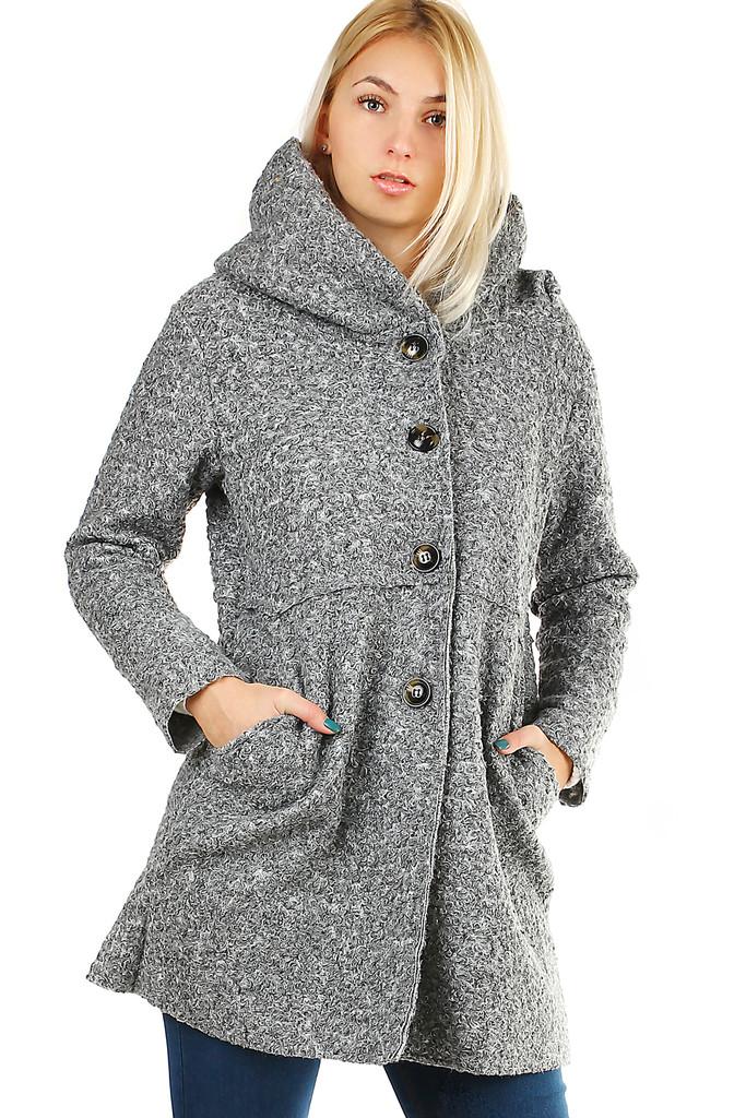 Zimný dlhý kabát  188e883d2bb