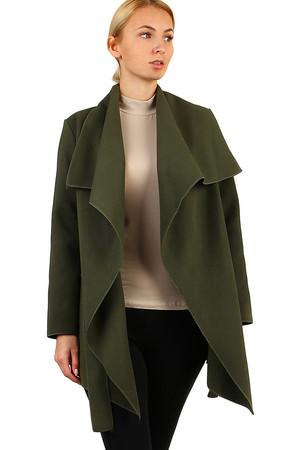 Zelené dámske bundy a kabáty m výpredaj  0a9e1a785f2