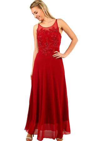 27e96cb5639e Luxusné fialové spoločenské šaty l