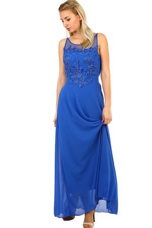 b159fc14cd84 Dlhé spoločenské šaty na ples