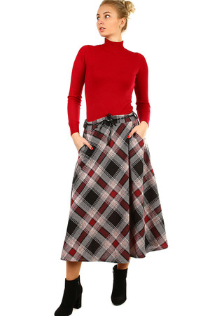 f8f07e8d323f Dlhá úpletová sukňa