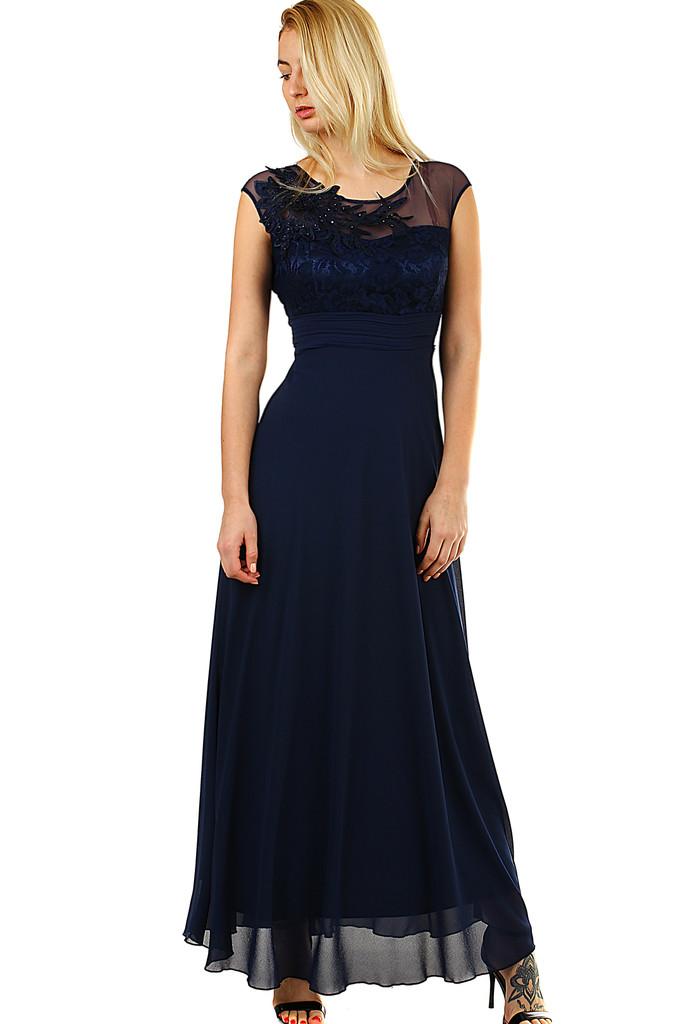 a3e55ed693d5 Dlhé dámske šaty na ples