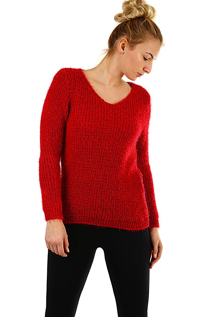 9e13a9dc1a39 Krátky dámsky sveter