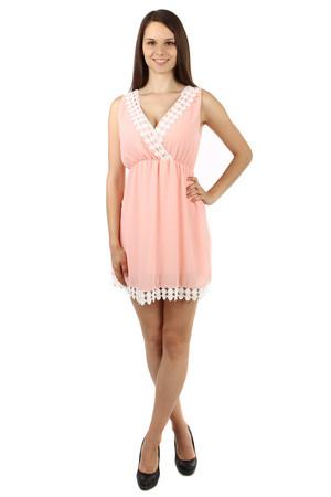 4f927e66584b Lacné voľnočasové spoločenské šaty